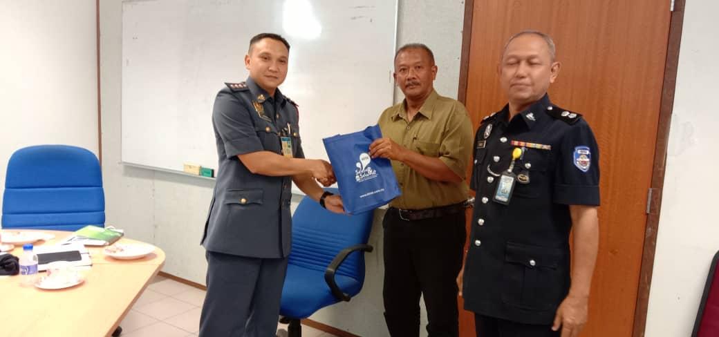 Perjumpaan Dan Dialog Bersama Jabatan Bomba Dan Penyelamat Daerah Ipoh